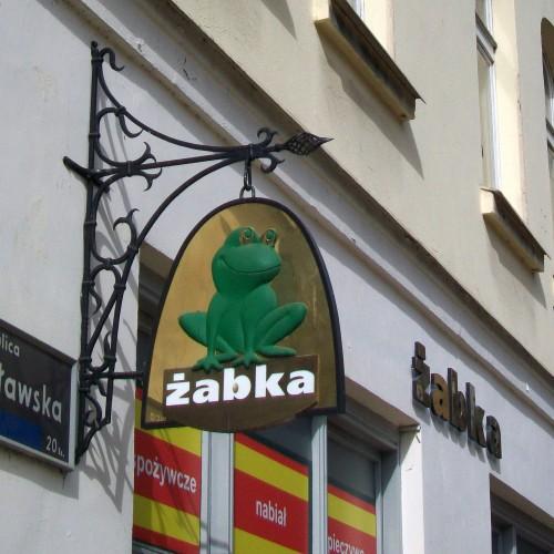 Żabka w Poznaniu na Wrocławskiej