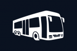 autobus nocny ikona