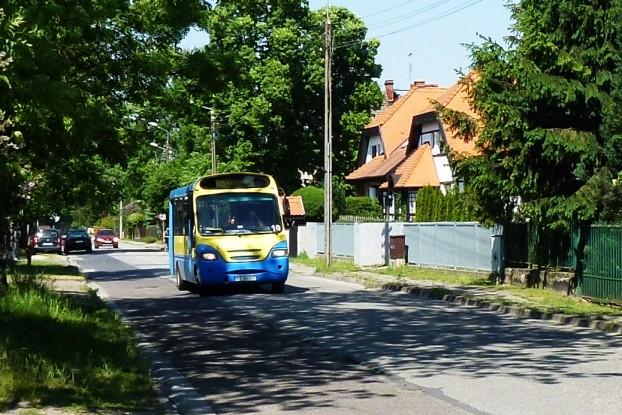 bus na Sobieskiego