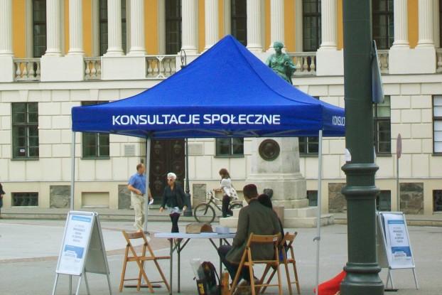 konsultacje społeczne w Poznaniu
