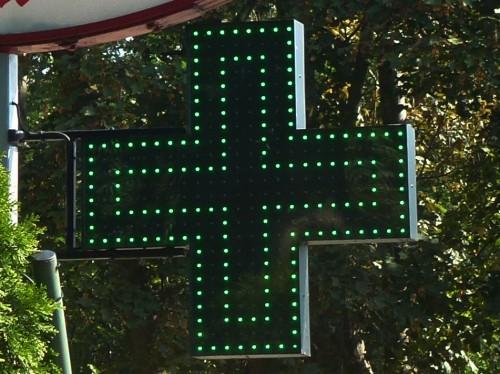 krzyż apteki 2