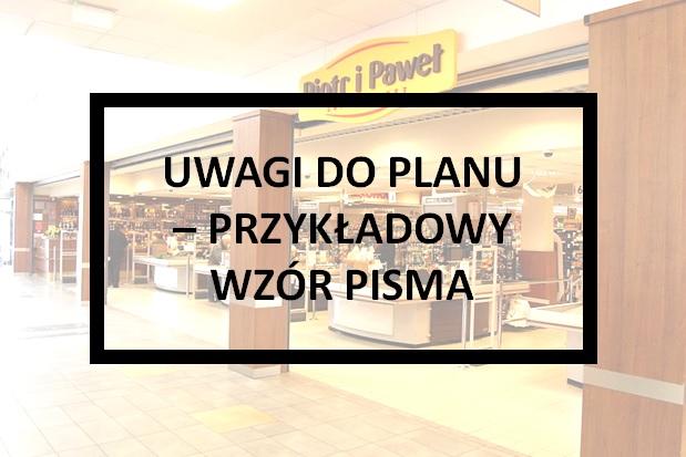 uwagi do planu Moniuszki - awatar